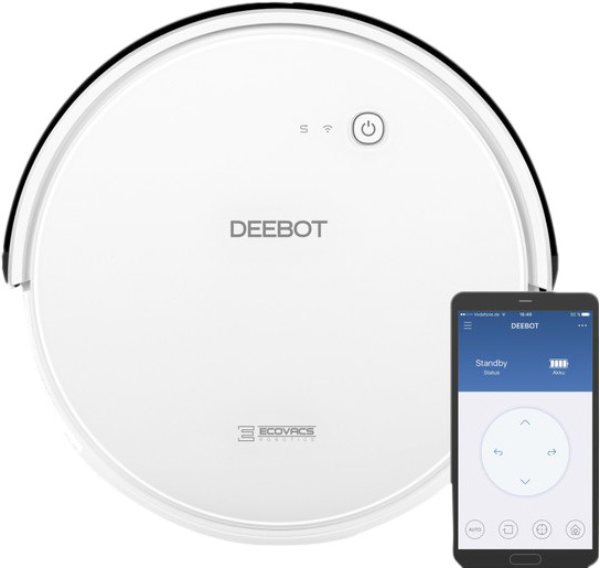 Coolblue Circle: Ecovacs Deebot 605