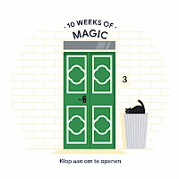 Google 10 weeks of magic